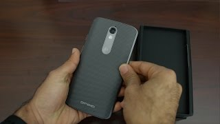 DROID Turbo 2 Unboxing and Impressions