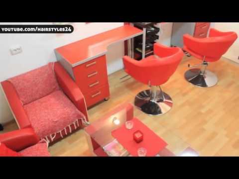 Beauty Salon Interior Design Mp4 2