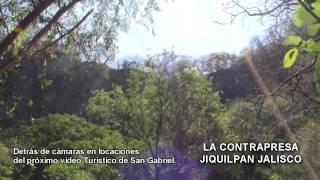 DETRAS DE CAMARAS DEL VIDEO TURISTICO DE SAN GABRIEL JALISCO 2012