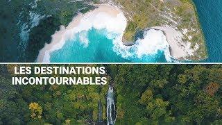 10 destinations très peu connues où voyager en 2019