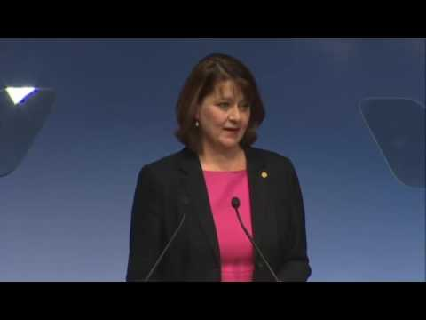 'Forward, Stronger' - Leanne Wood's 2016 Conference Speech