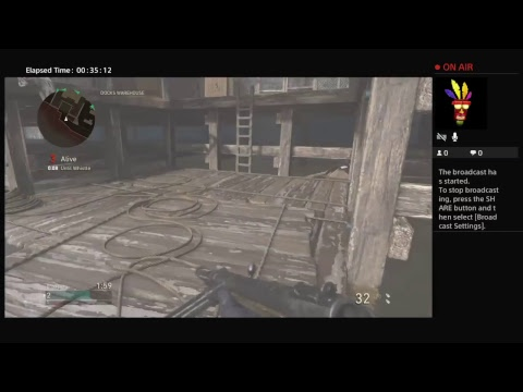 dean_92_uk's Live PS4 Broadcast cod with the boy