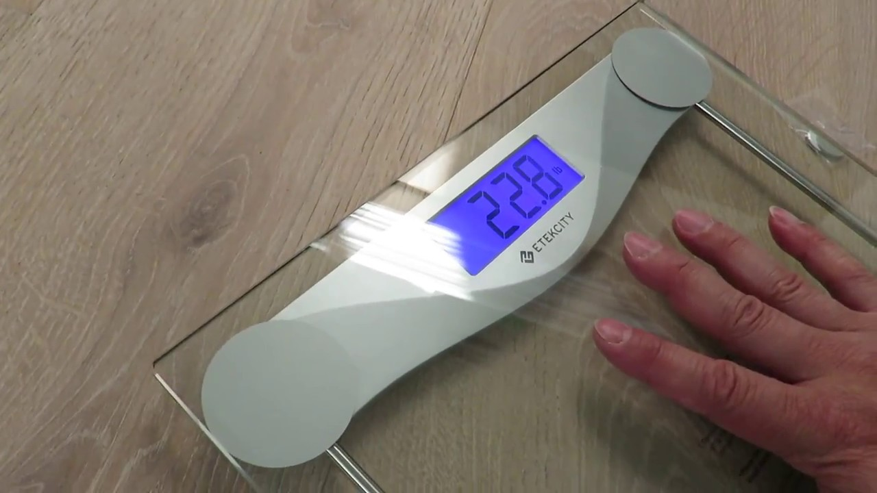 Etekcity Digital Body Weight Scale