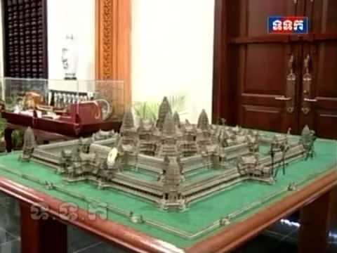 TVK Public Visit of Preah Norodom Sihanouk Museum in 2005