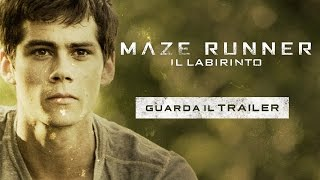Maze Runner - Il Labirinto | Trailer Ufficiale [HD] | 20th Century Fox