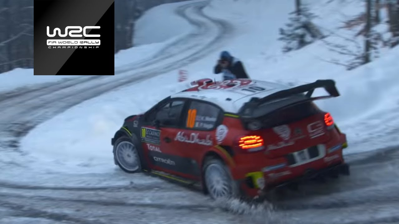 wrc rallye monte carlo 2019 teaser 2 youtube. Black Bedroom Furniture Sets. Home Design Ideas