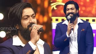 Yash Sets The Stage On Fire with His Powerful Dialogues From KGF
