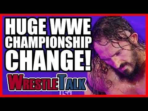 The Shield REUNITE! HUGE WWE Title Change!   WWE Raw, Aug. 14, 2017 Review