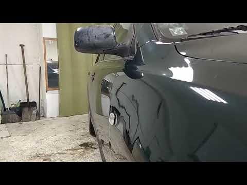 Удаление вмятин без покраски Garage19 - Toyota Avensis