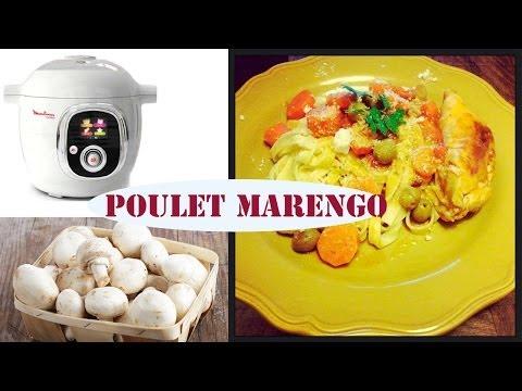 recette-du-poulet-façon-marengo-avec-le-cookéo-de-moulinex