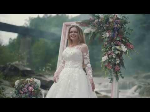 Свадебное платье Jasmine 17121 - DANOVNA.COM
