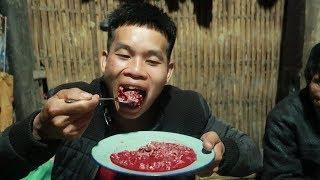 Tiết Canh Vị Cùng Món Thịt Vịt Nộm Khế Mới Lạ | Nhịp Sống Thường Ngày