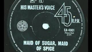 Robbie Steele - Maid Of Sugar, Maid Of Spice - 1966 - HMV EA-4801