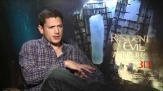 Интервью с Вентвортом Миллером