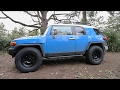 FJ Cruiser Build Pt 4 - New Wheels, Tires, & Body Mount Chop