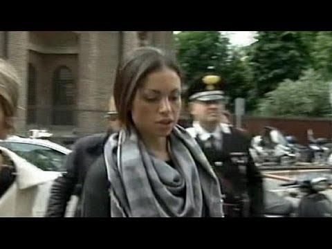 Davada eskort kadın ifade verdi