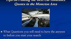 Best Moncton Car Insurance Quotes
