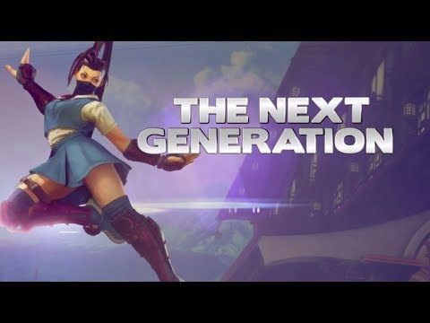 Street Fighter 30th Anniversary Documentary Part 3: The Next Generation