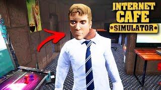 O FANTASMA da LAN HOUSE?!!! - Internet Cafe Simulator