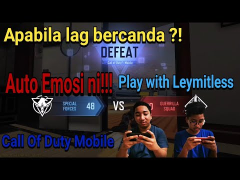 Apabila Lag Bercanda 😂 - Call Of Duty Mobile