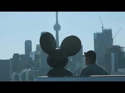 deadmau5 - CityView Drive-In, Toronto
