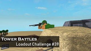 Memes | Loadout Challenge #39 | Tower Battles [ROBLOX]