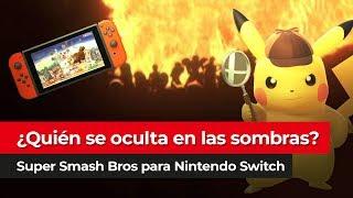 ¿Quién se esconde tras las sombras de Super Smash Bros for Switch? | Opinamos sobre ello