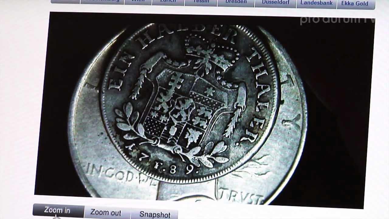 Wertvoll Selten Kostbar Der Markt Für Numismatische Münzen Boomt