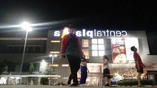 REPUBLIC DANCE @Central plaza Lampang (not full team)