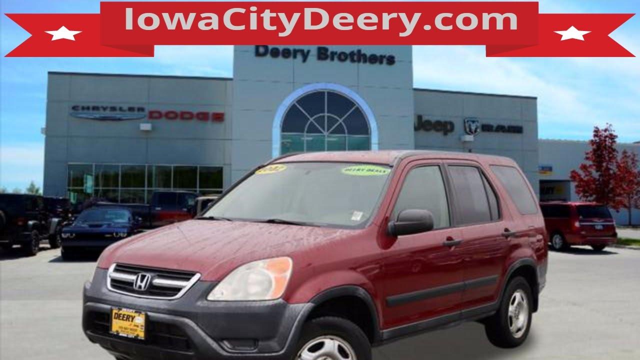 Good Used Honda Dealer Iowa City