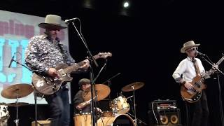 Too Slim & the Taildraggers (6of10) @ Keepin' the BluesAlive Vlierden, nov2019, The Netherlands.