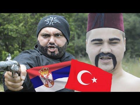 Srbija VS Turska