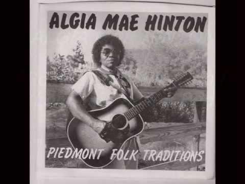 Algia Mae Hinton -Going Down This Road-Original EP version