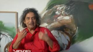 Cholte Cholte EP 44 Shahabuddin Ahmed, Bangladeshi Painter