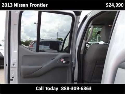 2013 nissan frontier used cars danville ky youtube. Black Bedroom Furniture Sets. Home Design Ideas