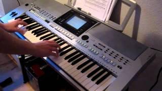 Rasmus Seebach - Lidt I fem - Yamaha PSR-S900