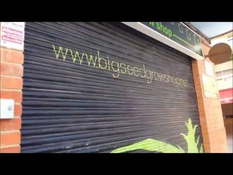 Магазинчик марихуаны в городке Сагунто