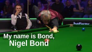 Nigel Bond's Three Outstanding Performances at the 2019 UK Championship