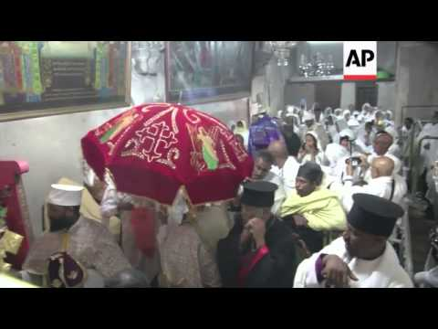 Orthodox Christians Celebrate Palm Sunday In Israel, Gaza And West Bank