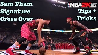 NBA 2K16 Tips Dribbling Crossover Tutorial. How to Break Ankles Offense Tutorial #8