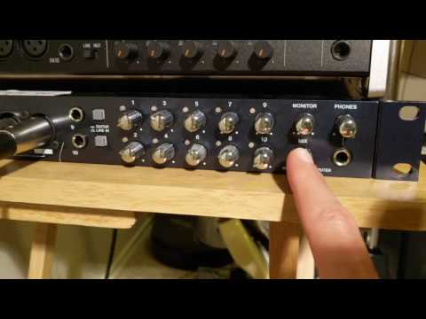 Gear Upgrade -  Replacing The Tascam US 1641 With The Tascam US 16x08