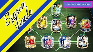 FIFA MOBILE 19 FINAL LEGACY TEAM UPGRADE! ST POSITION REVIEW! + JOIN MY CHATROOM!