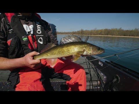 Leech Lake Walleyes - In-Depth Outdoors TV, Season 12 Episode 23