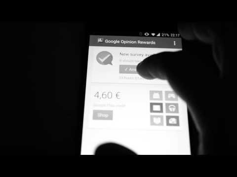 Google Umfrage Tool - Kleiner Bug
