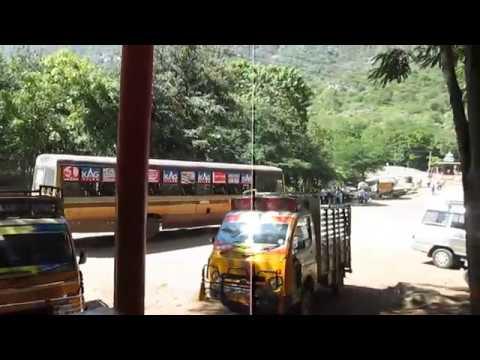 jalagamparai waterfalls bus stop