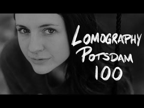 First Roll of Lomography Potsdam Kino 100!