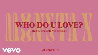 Monsta X - ALL ABOUT LUV (Album Teaser) ft. French Montana, Pitbull