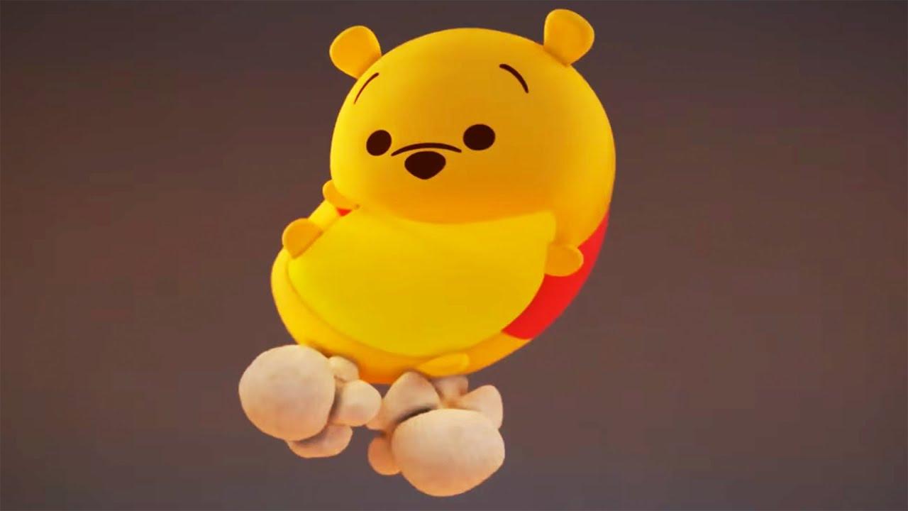 Cute Pooh Bear Wallpaper Hd 超可愛的迪士尼影片,毛茸茸的disney Tsum Tsum公仔征服大人小孩的心 珊卓‧心生活 痞客邦