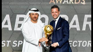 Fabio Paratici - Best Sporting Director of the Year - Globe Soccer Awards 2019