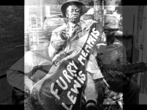 Furry Lewis-Mistreatin' Mama Blues